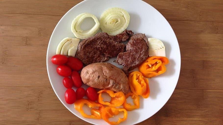 cuisine équilibrée dietétique